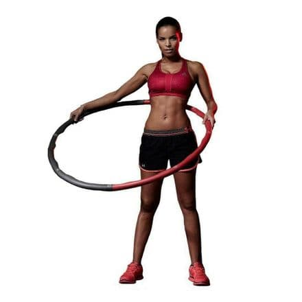Body Sculpture Weighted Hula Hoop Training Gym